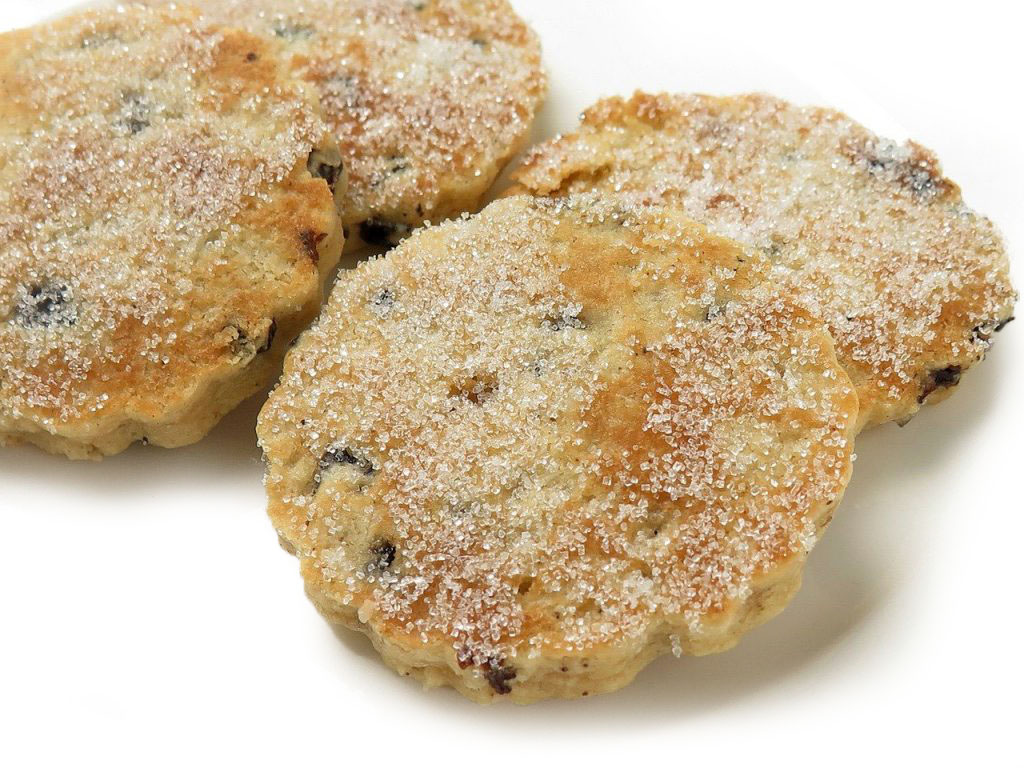 Complementary welsh cakes with each carbon neutral campervan hire